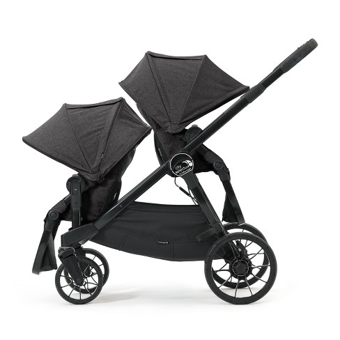 Baby Jogger City Select Lux Second Seat Granite Black