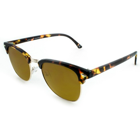 931ba08c910 Women s Clubmaster Sunglasses - A New Day™ Brown   Target