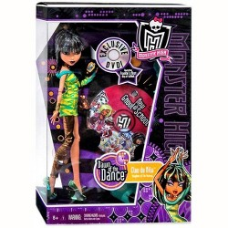 Monster High Dawn of the Dance Cleo De Nile 10.5-Inch Doll