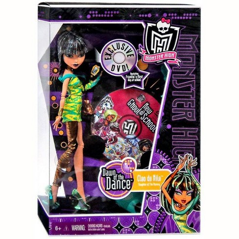 Monster High Dawn of the Dance Cleo De Nile 10.5-Inch Doll - image 1 of 3