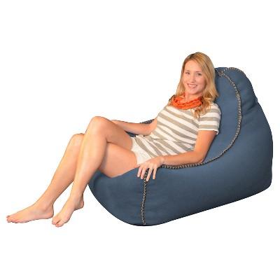 Laguna Lounger Bean Bag Chair with Handle - Relax Sacks