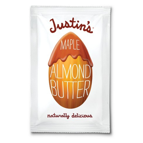 Justin's Maple Almond Butter - 1.15oz - image 1 of 4