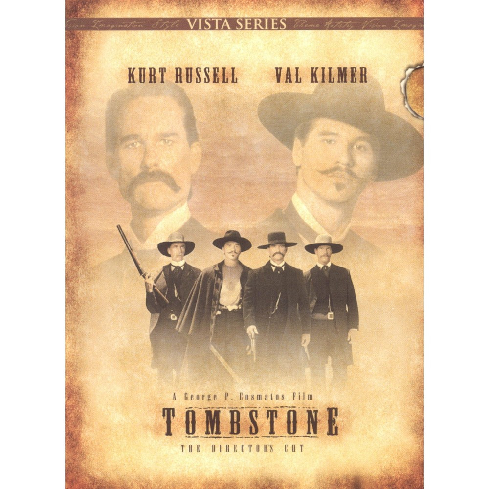 Tombstone (2 Discs) (Vista Series) (dvd_video)