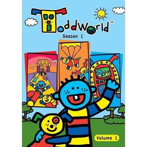 ToddWorld: Season 1, Volume 1 (DVD) - image 1 of 1