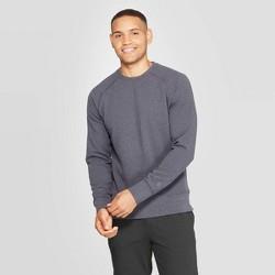 Men's Waffle Knit Crew Sweatshirt - C9 Champion®
