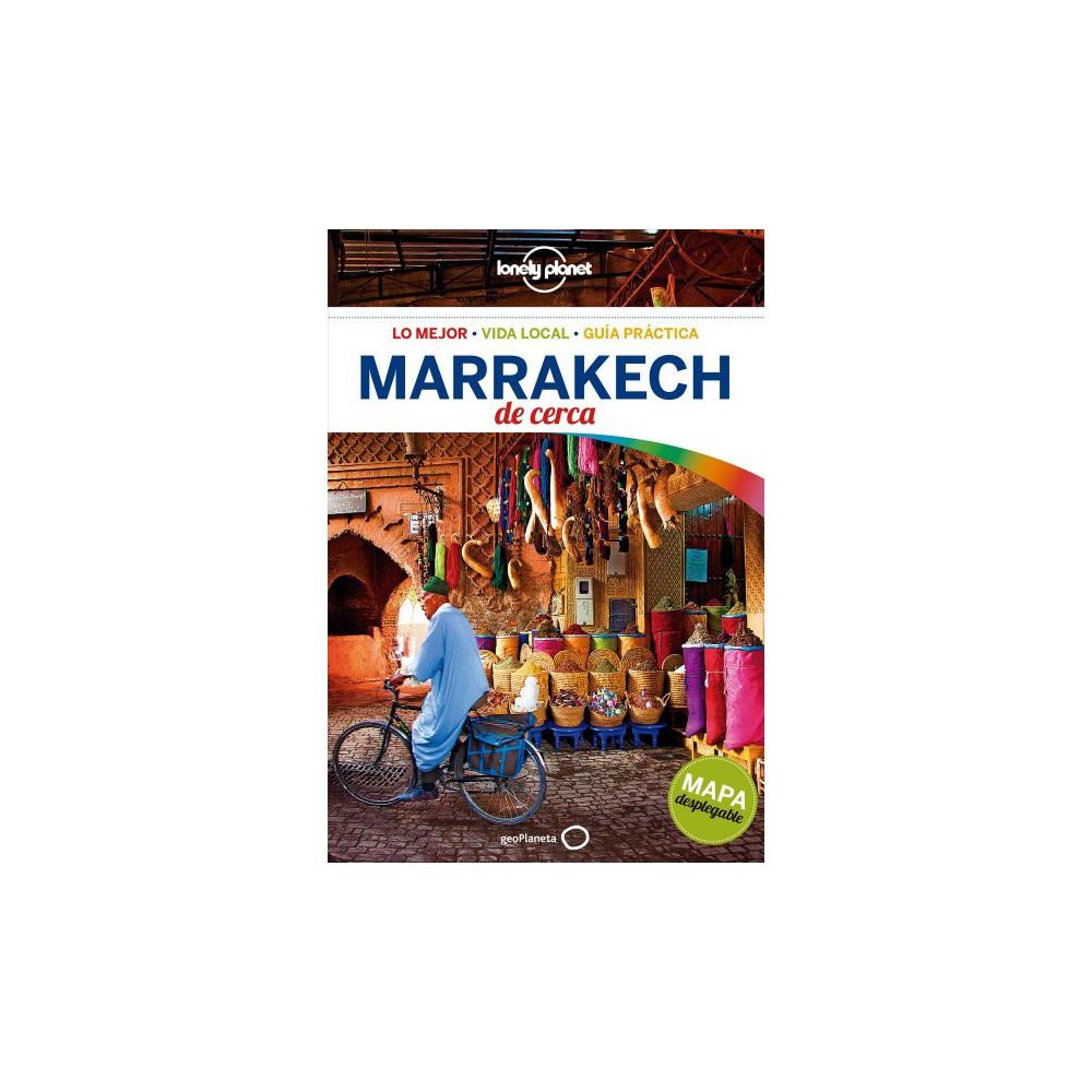Lonely Planet Marrakech de cerca / Lonely Planet Pocket Marrakesh (Paperback) (Jessica Lee)