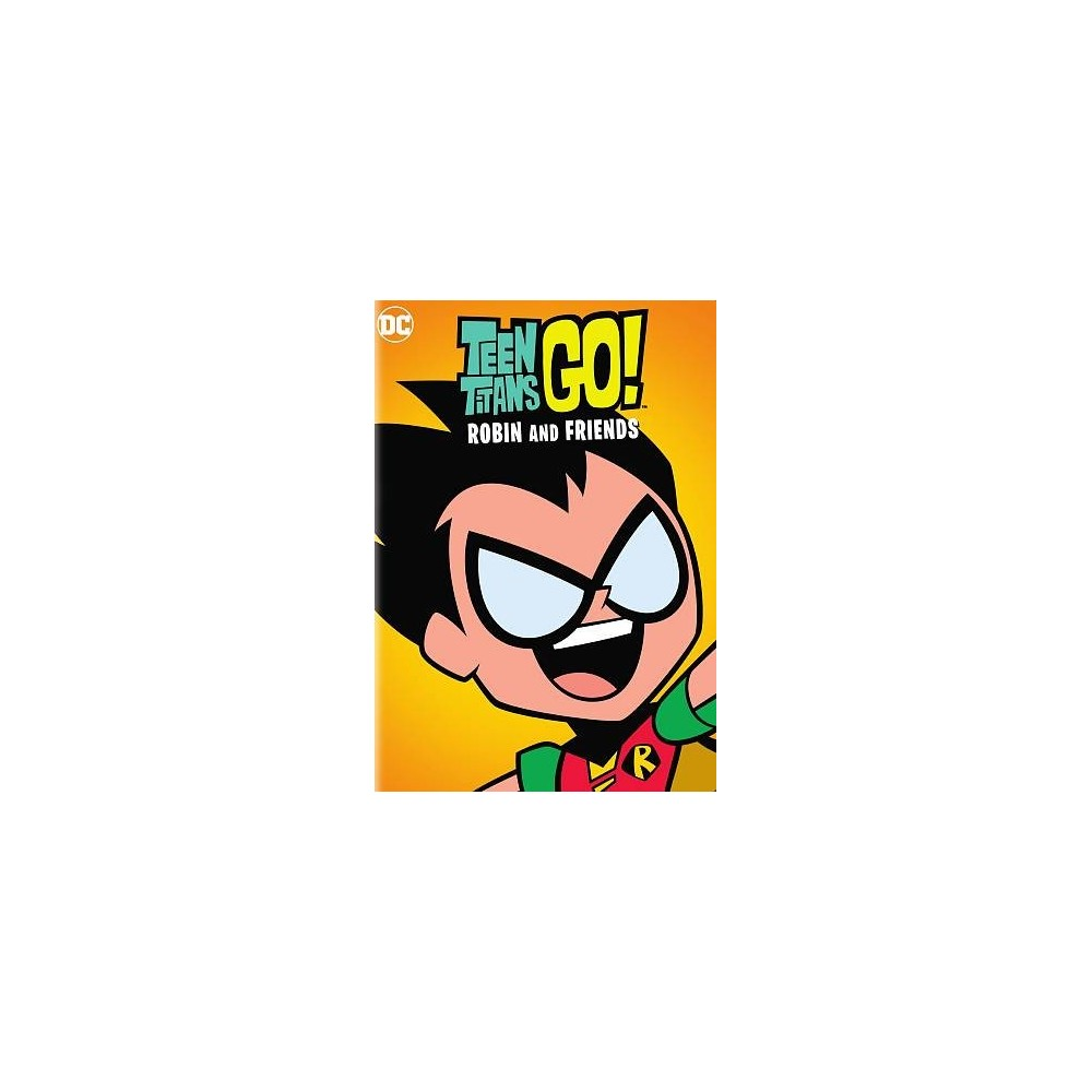 Teen Titans Go:Robin And Friends (Dvd)