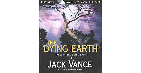 Dying Earth (Unabridged) (MP3-CD) (Jack Vance) - image 1 of 1