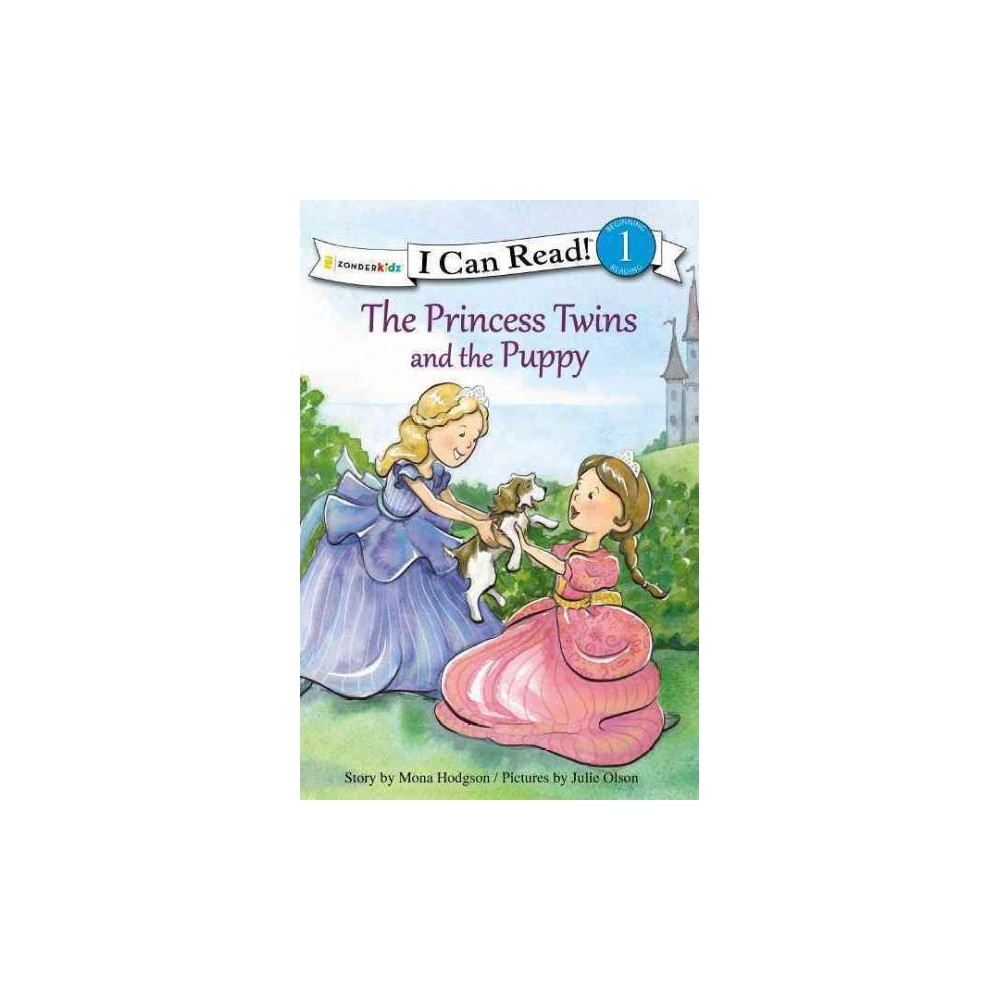 Princess Twins and the Puppy (Hardcover) (Mona Hodgson)