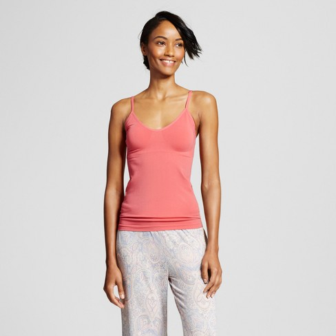 Women's Pajama Seamless Camisole - Gilligan & O'Malley™ - image 1 of 2