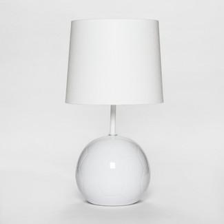 White Soccer Ball Lamp - Pillowfort™