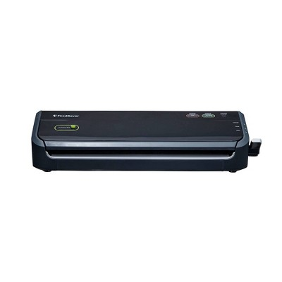 FoodSaver Vacuum Sealer - Black FM2000-000
