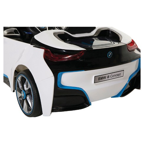 Bmw I8 Hybrid Concept 6 Volt Battery Operated Ride On Car