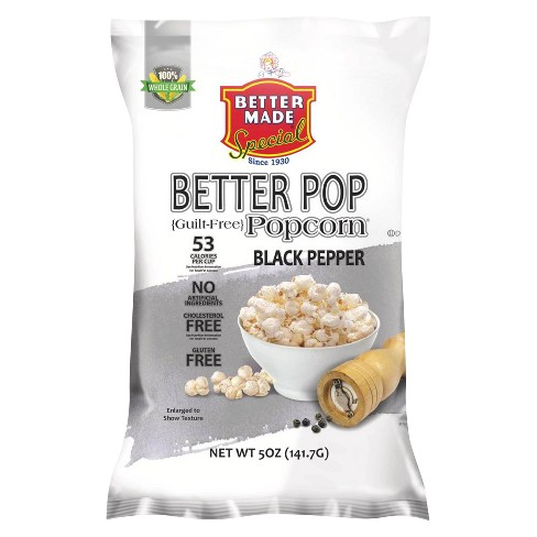 Better Made Better Pop Popcorn Black Pepper - 5oz - image 1 of 1
