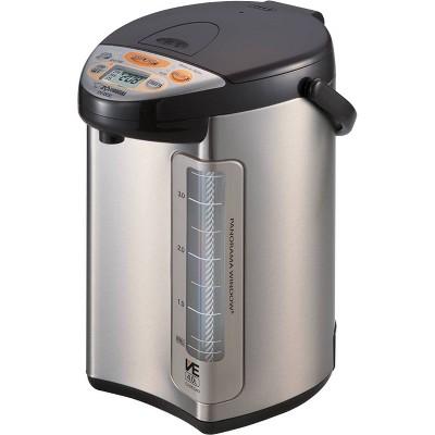 Zojirushi Hybrid 4L Water Boiler & Warmer - Silver