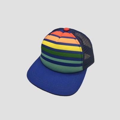 334b6ad0fd9 Toddler Boys  Stripped Baseball Hats - Cat   Jack™ Blue ...
