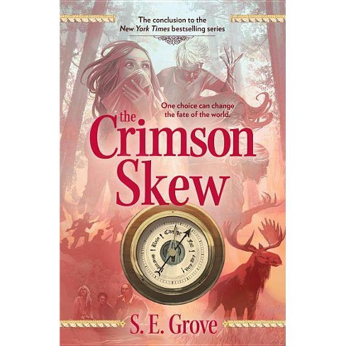 The Crimson Skew - (Mapmakers Trilogy) by  S E Grove (Paperback) - image 1 of 1