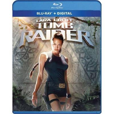Lara Croft: Tomb Raider (Blu-ray)(2021)