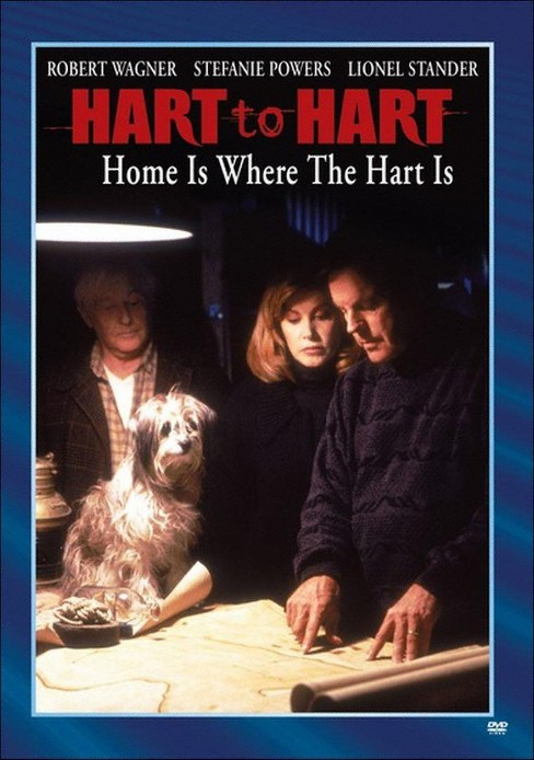 Hart to hart:Home is where the hart i (DVD) - image 1 of 1