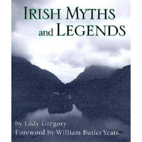 Irish Myths and Legends - (Rp Minis) by  Lady Gregory (Hardcover) - image 1 of 1