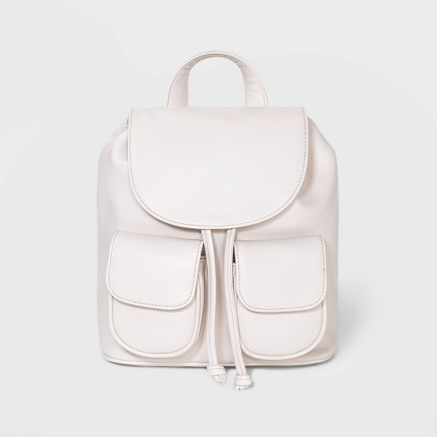 Mini Drawstring Flap Backpack - Wild Fable™ - image 1 of 4