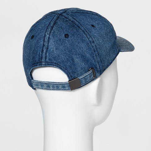 Women s Denim Baseball Hat - Universal Thread™ Denim   Target a246070960