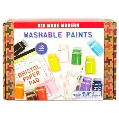 Kid Made Modern 12ct Washable Paint Set - image 1 of 4