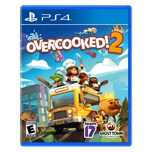 Overcooked! 2 - PlayStation 4 - image 1 of 12