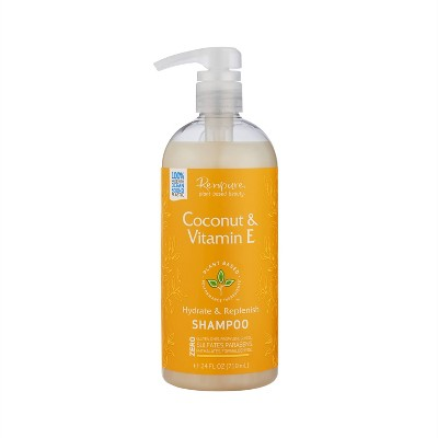 Renpure Coconut & Vitamin E Shampoo - 24 fl oz