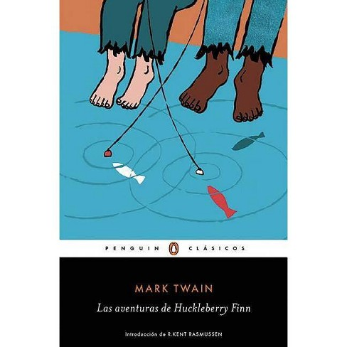 Las Aventuras de Huckleberry Finn / The Adventures of Huckleberry Finn - by  Mark Twain (Paperback) - image 1 of 1