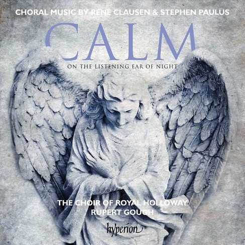 Choir of royal hollo - Clausen:Calm on the listening ear (CD) - image 1 of 1
