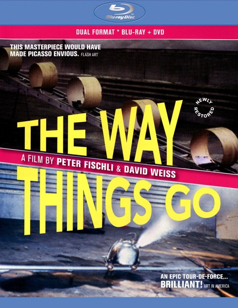 Way things go (Blu-ray) - image 1 of 1