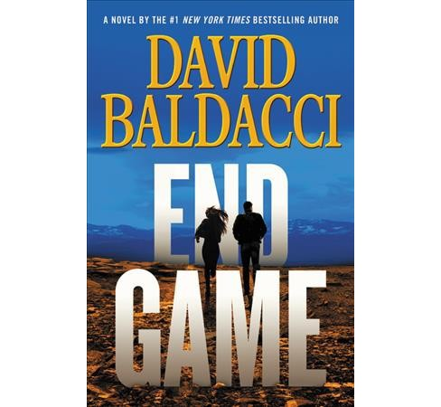 End Game -  (Will Robie) by David Baldacci (Hardcover) - image 1 of 1