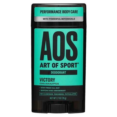 Art of Sport Victory Men's Deodorant - 2.7oz
