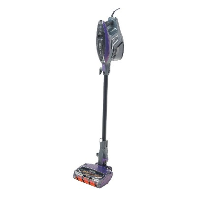 Shark ZS364QP Lightweight APEX DuoClean Self-Cleaning Handheld Corded Quiet Bagless Upright Stick Vacuum Cleaner, Plum Purple (Certified Refurbished)