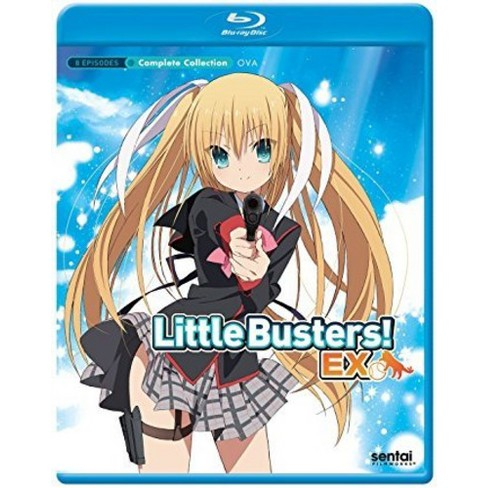 LITTLE BUSTERS EX-COMPLETE COLLECTION (BLU-RAY) (Blu-ray) - image 1 of 1