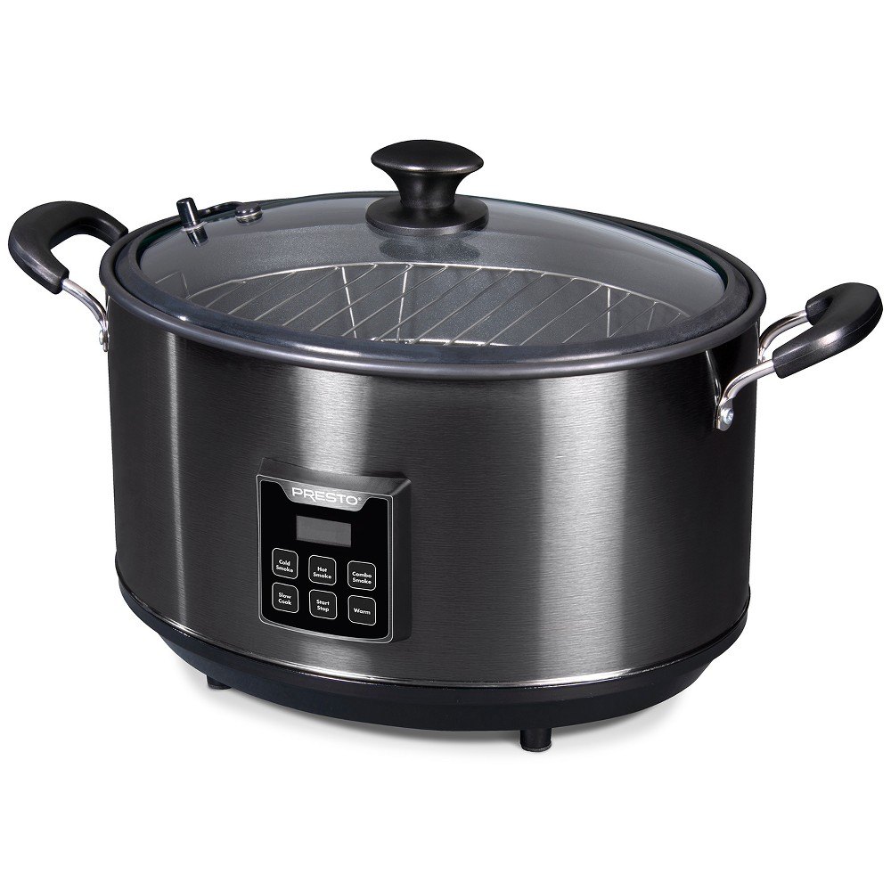 Presto Electric Multi Cooker - Black