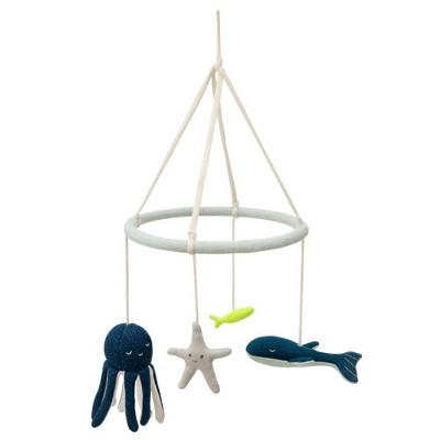 Meri Meri - Under The Sea Baby Mobile - Mobiles - 1ct