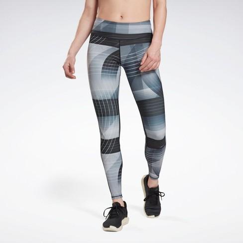 Reebok Running Lux Bold Leggings Womens Athletic Leggings - image 1 of 4