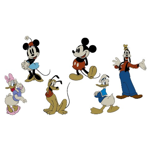 Fathead Mickey & Friends Wall Graphic - image 1 of 2