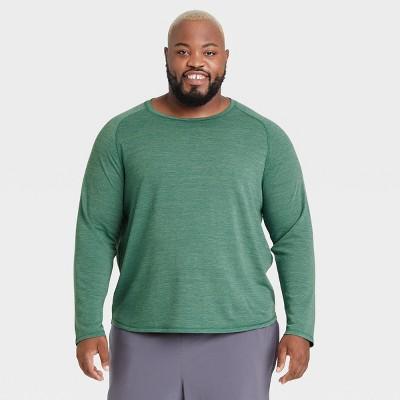 Men's Merino Wool Long Sleeve T-Shirt - All in Motion™