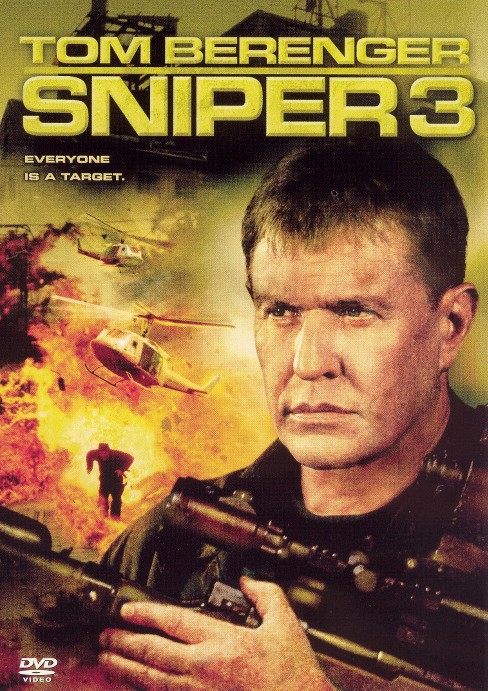 Sniper 3 (DVD) - image 1 of 1