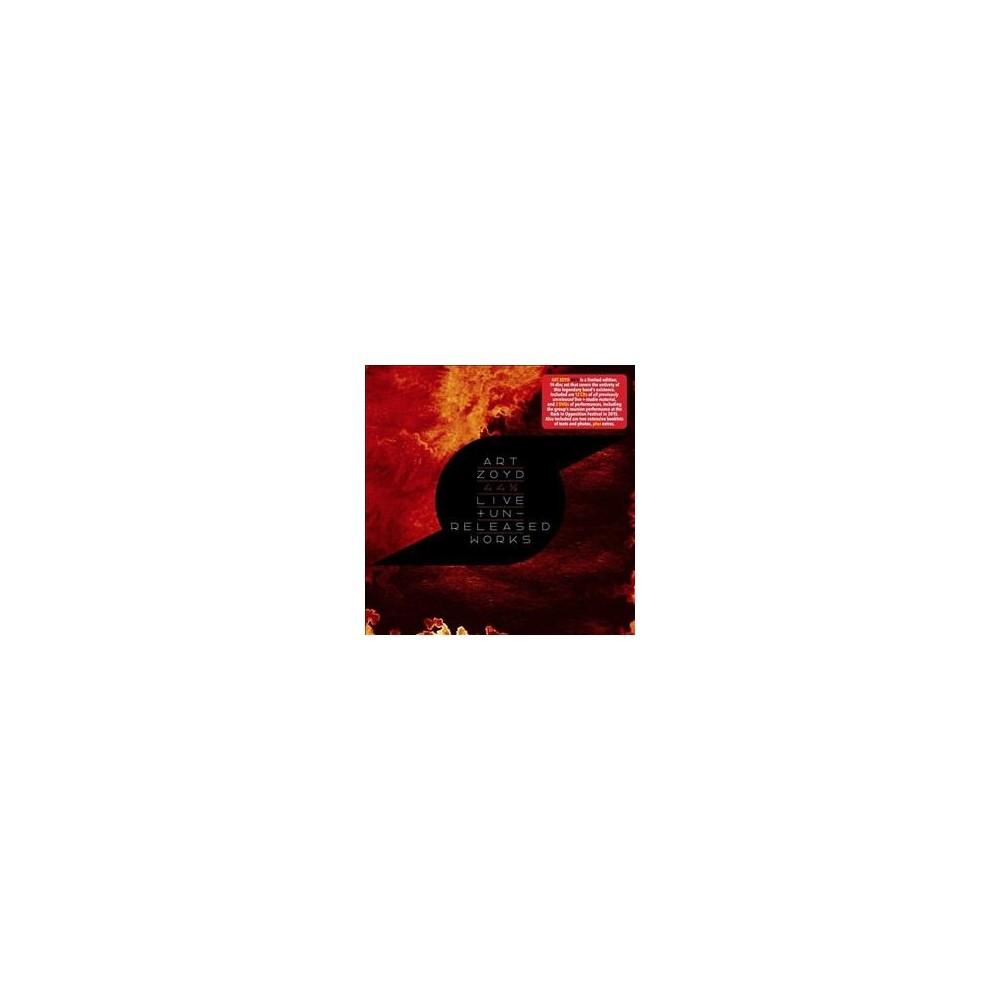 Art Zoyd - 44 1/2:Live/Unreleased Works (CD)