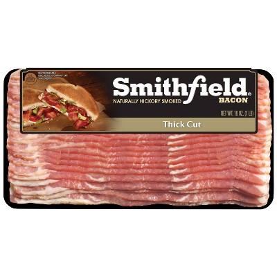 Smithfield Thick Cut Hickory Smoked Bacon - 16oz