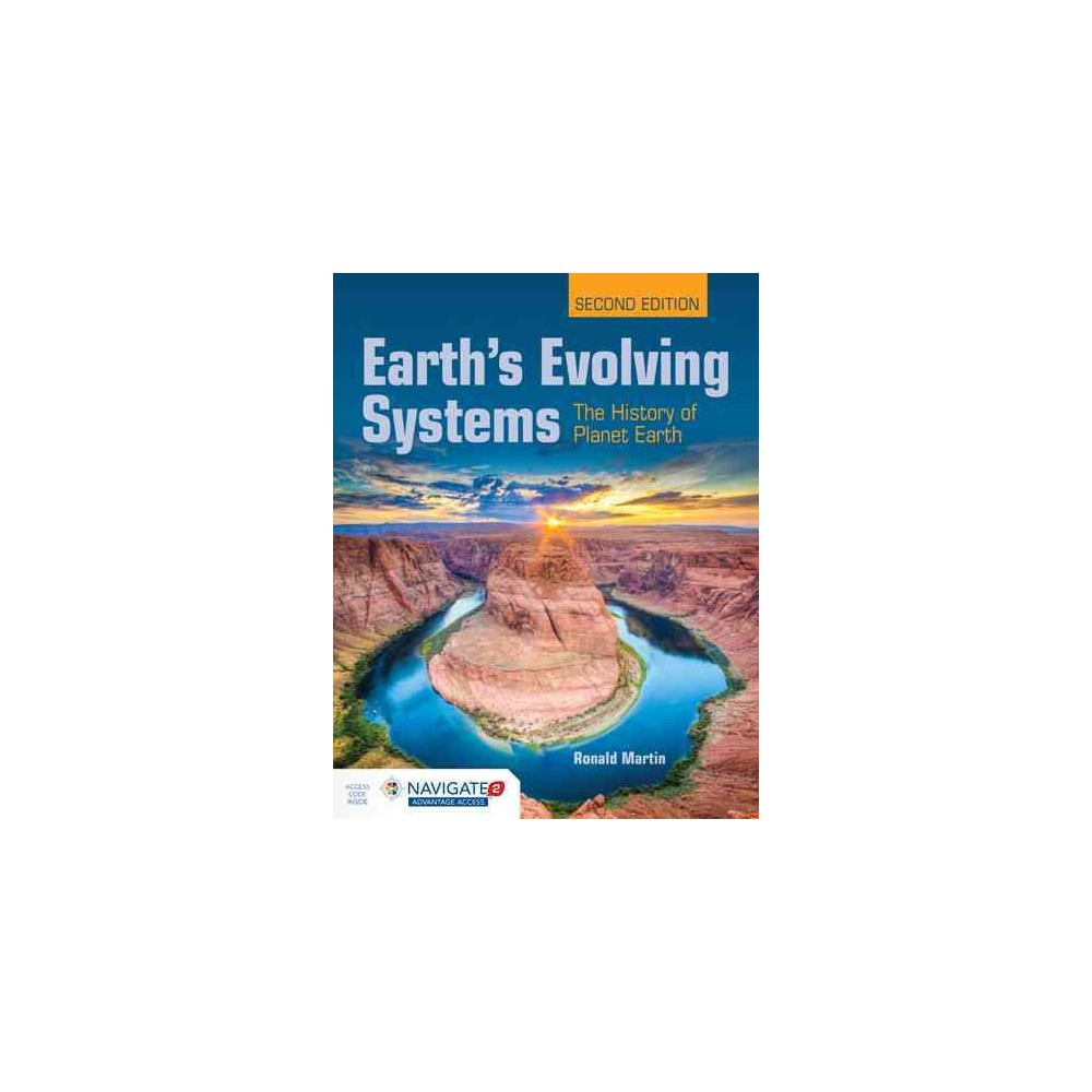 Earth's Evolving Systems : The History of Planet Earth (Paperback) (Ronald E. Martin)
