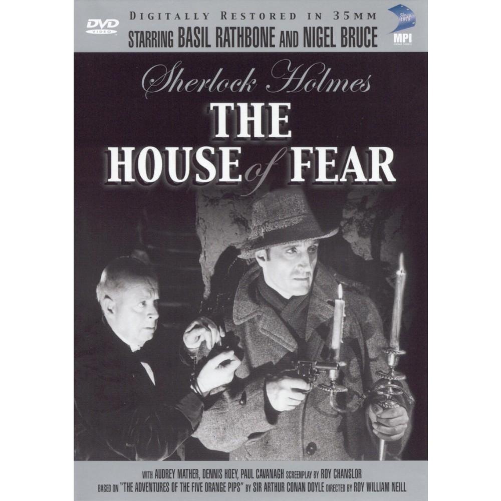 Sherlock Holmes:House Of Fear (Dvd)