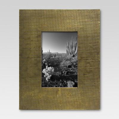 Textured 4 x6  Wide Bronze Frame - Threshold™