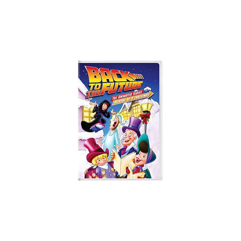 Back To The Future:Animated Series Di (Dvd)