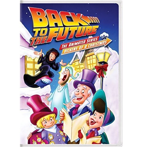 Back To The Future:Animated Series Di (DVD) - image 1 of 1