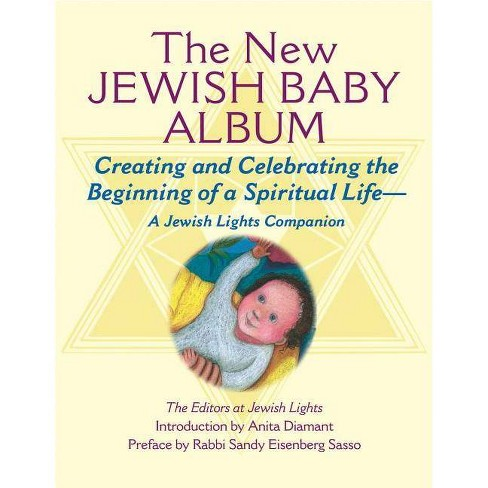New Jewish Baby Album - (Hardcover) - image 1 of 1